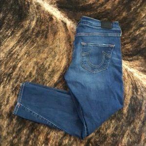 NU Boy  slim boyfit true religion jeans 26